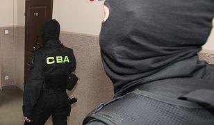 Funkcjonariusz CBA, który utrzymywał kontakty z Markiem Falentą, kieruje delegaturą stołeczną Biura
