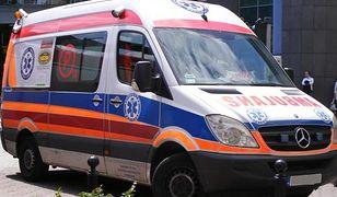 Atak na 11-latkę koło Sieradza. Napastnikiem starszy kolega