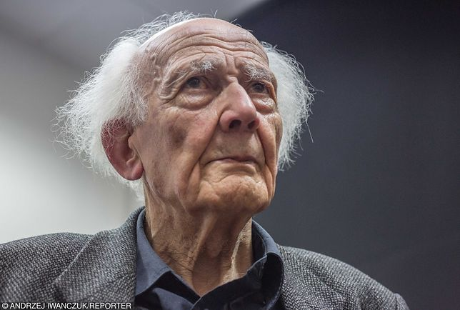 Grzegorz Wysocki: Lektura Baumana zwiększa ryzyko przedwczesnej śmierci