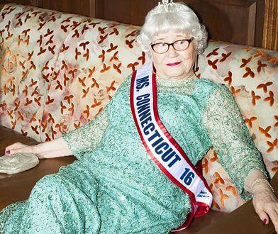 Ma 92 lata i tytuł królowej piękności. Życie jej nie oszczędzało