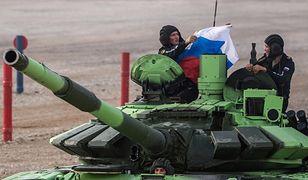 Rosja wzmacnia swój pancerny potencjał. Dywizje dostają zmodernizowane T-72