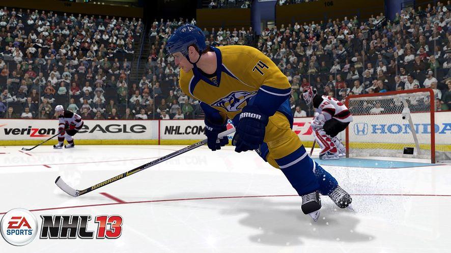 Na lodzie nie ma miejsca dla mięczaków - NHL 13 na ostatniej prostej