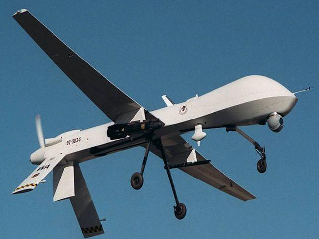 Amerykańskie drony spadają częściej, niż wojskowi chcieliby przyznać