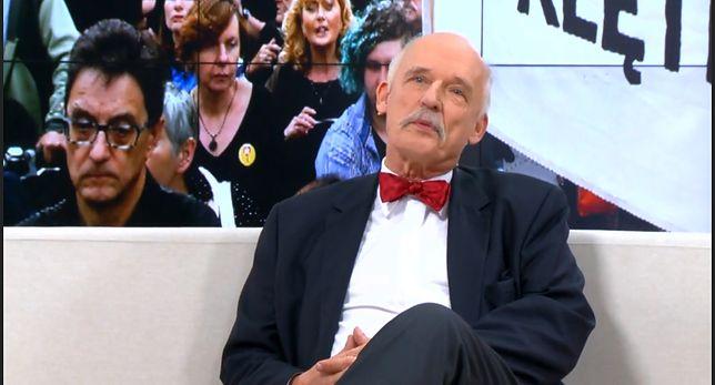 """Janusz Korwin-Mikke znowu spotka się z krytyką? """"Po to kobiety jeżdżą do Egiptu"""""""