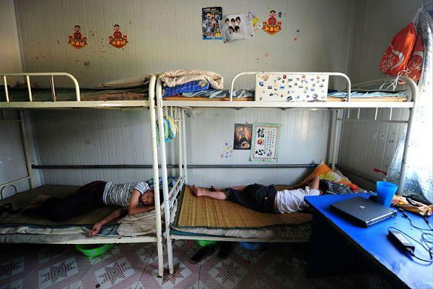Słoneczna Wioska dla dzieci skazańców na przedmieściach Pekinu
