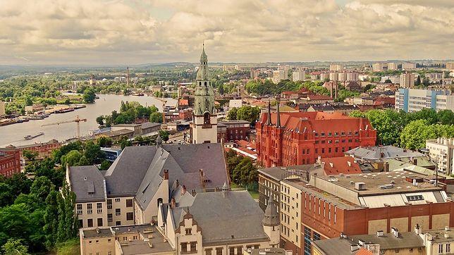 """Szczecin jest nazywany """"pływającym ogrodem"""""""