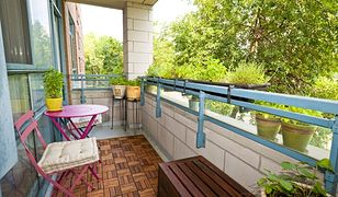Wiosenne porządki na balkonie - szybko, sprawnie i skutecznie