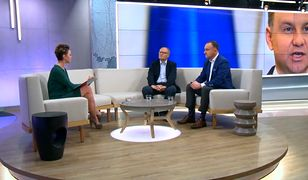 """Małgorzata Serafin (Telewizja WP), Paweł Lisicki (""""Do Rzeczy""""), Michał Kobosko ()"""
