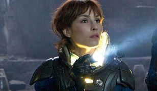 "Elizabeth Shaw (Noomi Rapace) w filmie ""Prometeusz"""