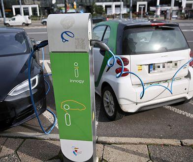 W 2020 roku w Polsce powstanie 6 tys. punktów ładowania dla samochodów elektrycznych