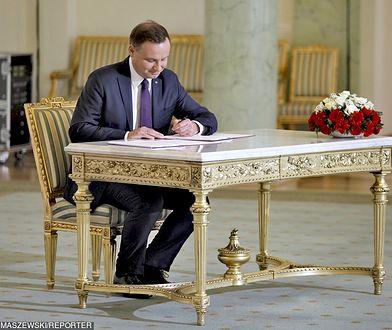 Prezydent podpisał kilka istotnych ustaw