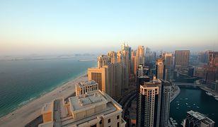 Najlepsze plaże w Dubaju