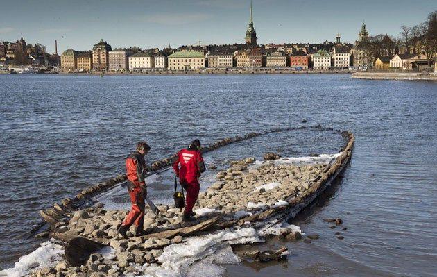 Sztokholm: znaleziono dwa duńskie wraki