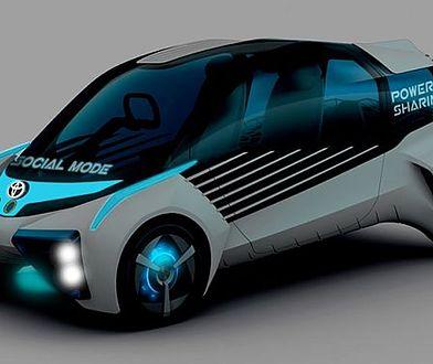 Oficjalnie: Toyota zbuduje auta elektryczne