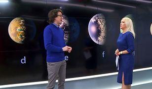 Co odkrycie nowych egzoplanet znaczy dla nas? W Dzień Dobry WP tłumaczy Karol Wójcicki