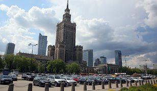 Działki wokół Pałacu Kultury są warte kilkadziesiąt milionów złotych