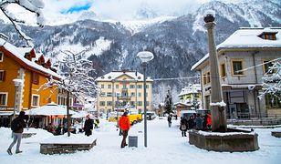 Chamonix-Mont-Blanc - zachwycające wideo z francuskich Alp