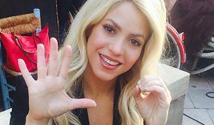 """Shakira bez makijażu. Fani: """"Nie powinnaś tego robić"""""""