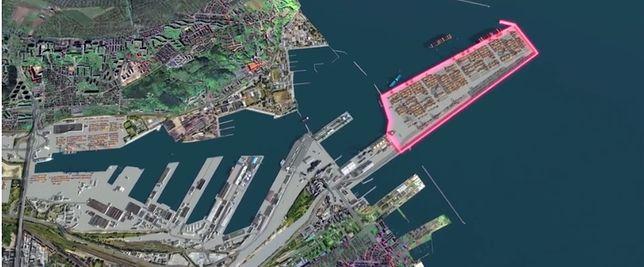 Powstanie Port Zewnętrzny w Gdyni. Jak będzie wyglądał? Zaprezentowano już wizualizację koncepcji