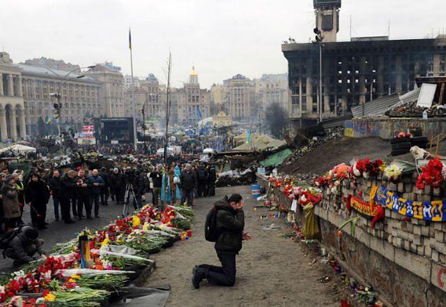 Sytuacja na Ukrainie - zdjęcia