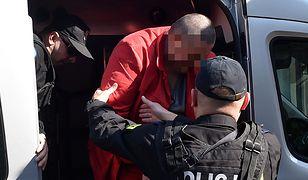 Główny podejrzany w sprawie Paweł K. ukrywał się w Austrii