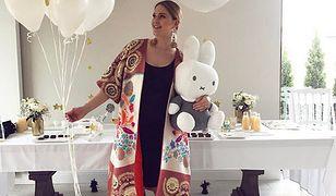 Zosia Ślotała wyprawiła luksusowe baby shower