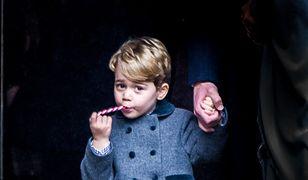 Urocze zdjęcia księcia Jerzego i księżniczki Charlotte