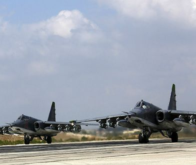 Rosjanie omyłkowo zbombardowali tureckie pozycje w Syrii
