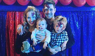 Syn Michaela Buble wygrał z rakiem. Nowe informacje o stanie zdrowia małego Noah
