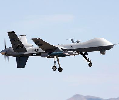 MQ-9 Reaper został zestrzelony nad stolicą Jemenu - Saną