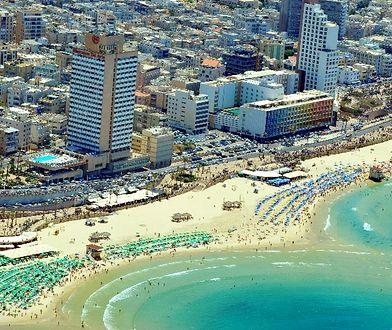 Tel Awiw nazywany jest kosmopolityczną perłą Bliskiego Wschodu.