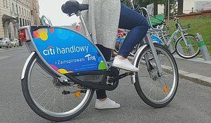 Rower elektryczny Veturillo w Warszawie