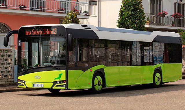 Solaris pokaże nowe autobusy