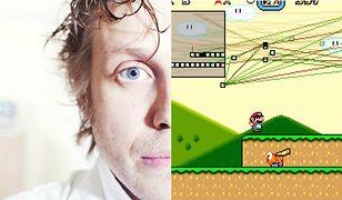 Człowiek gra w Mario. A AI patrzy i potem odtwarza silnik