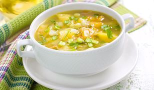 Peruwiańska rozgrzewająca zupa
