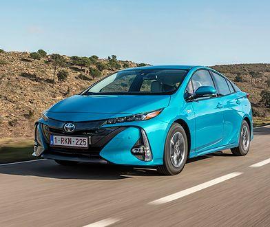 Rusza sprzedaż nowej Toyoty Prius Plug-in