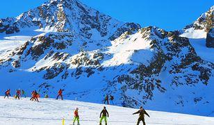Austria - Dolina Stubai, czyli zima w nowoczesnym stylu