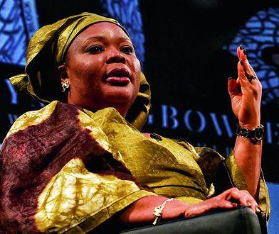 Kobiety biorą Afrykę