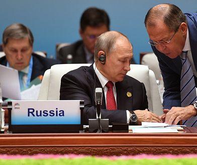 Władimir Putin o swoich relacjach z Trumpem: kierujemy się interesami własnych krajów