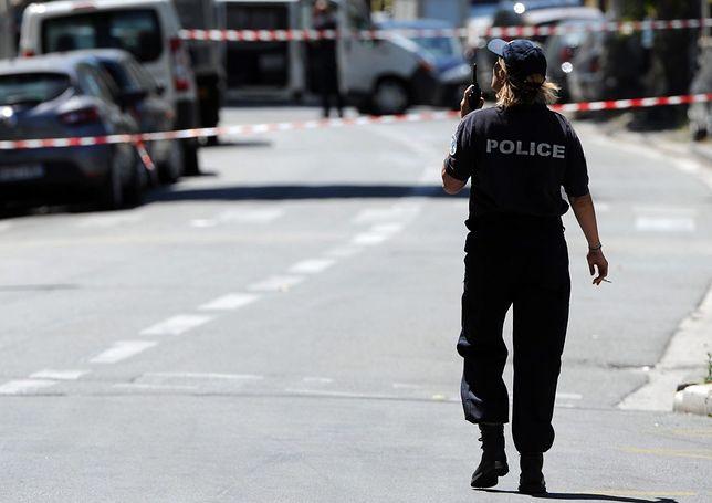 Policja Francja