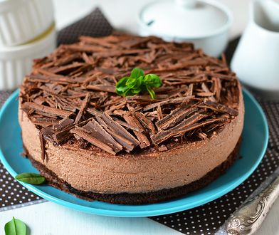 Czekoladowe słodkości bez pieczenia
