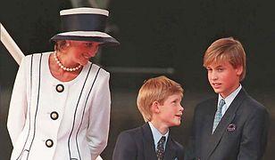 Książę William i książę Harry jako dzieci. Byli uroczy!