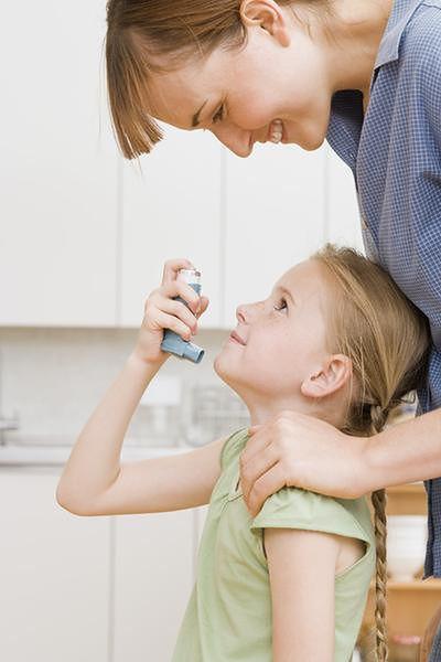 Lekarze boją się astmy u dzieci