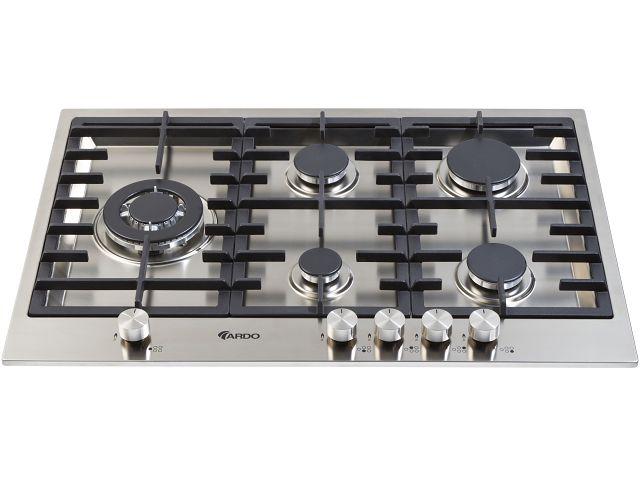 Ardo FL75GTX - płyta gazowa z pięcioma palnikami