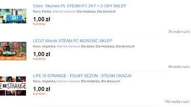 Usuwanie gier ze Steama, czyli krótka opowieść o tym, jak wykiwać złodziei