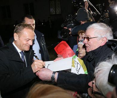 """Marcin Makowski: Wniosek po wizycie Tuska jest jeden. Nie ucieszy ani rządu, ani """"liderów opozycji"""""""