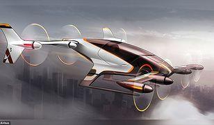 Airbus wziął się za projektowanie taksówek. Nadciąga Vahana - przyszłość transportu miejskiego