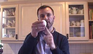 Nauka. To lubię - Test świeżości jajka