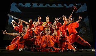 Uczniowie klasztoru Shaolin