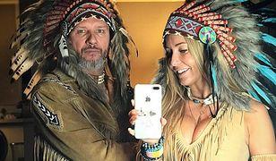 Małgorzata Rozenek-Majdan krytykowana za strój Indianki. Gwiazda odpowiedziała hejterom